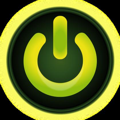 power button logo wwwpixsharkcom images galleries